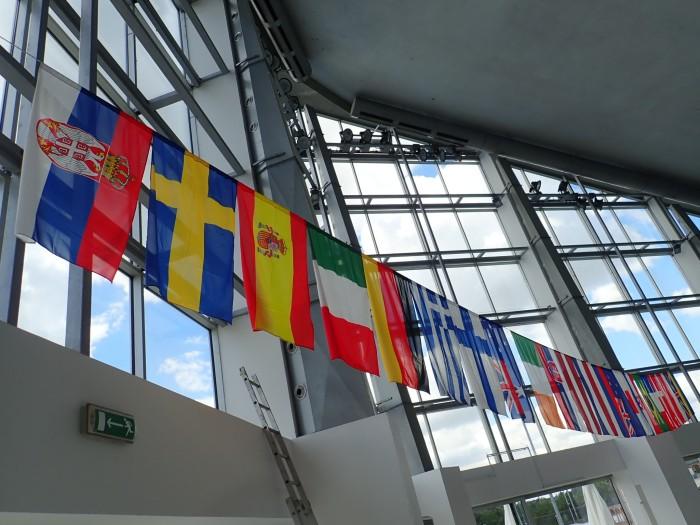 Flaggor i världen